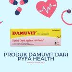 Produk Damuvit dari Pyfa Health